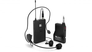 Wireless Microphone System for Portable Pa Systems